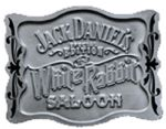 Jack Daniel's White Rabbit Saloon. Pewter. Product code WG8